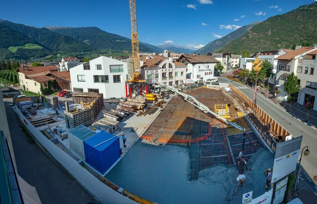 Projekt in Naturns - Neubauwohnungen