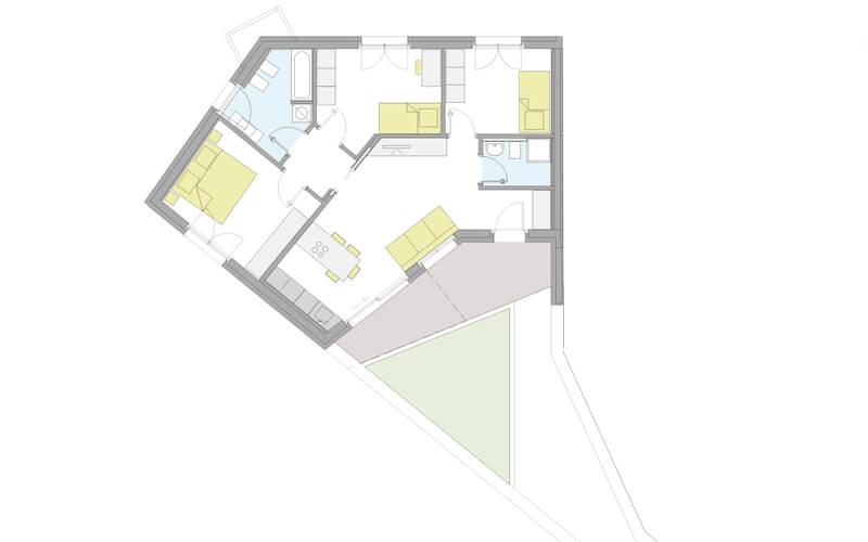 Wohnung Naturns - Haus Baumgärtner