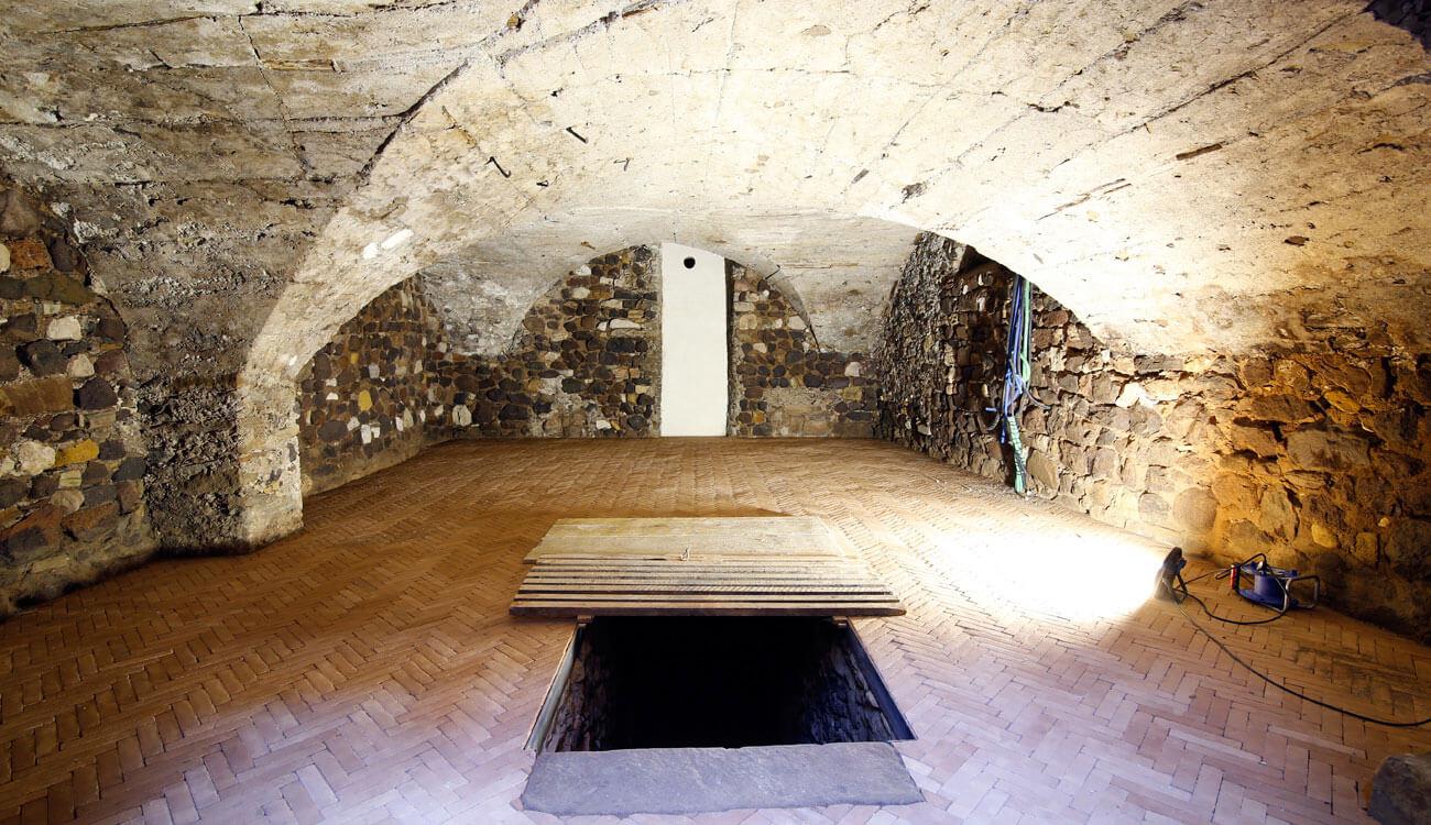 alte Gewölbekeller zu verkauf