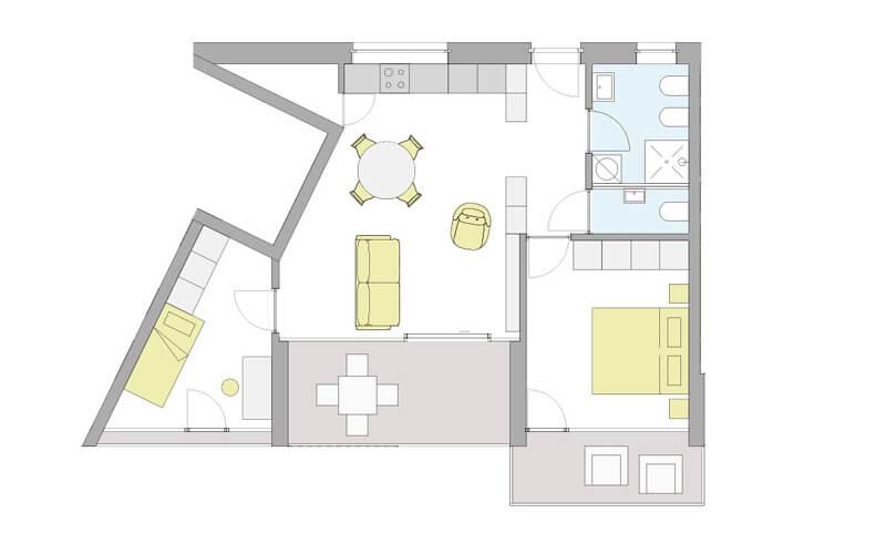 Wohnung Schlanders