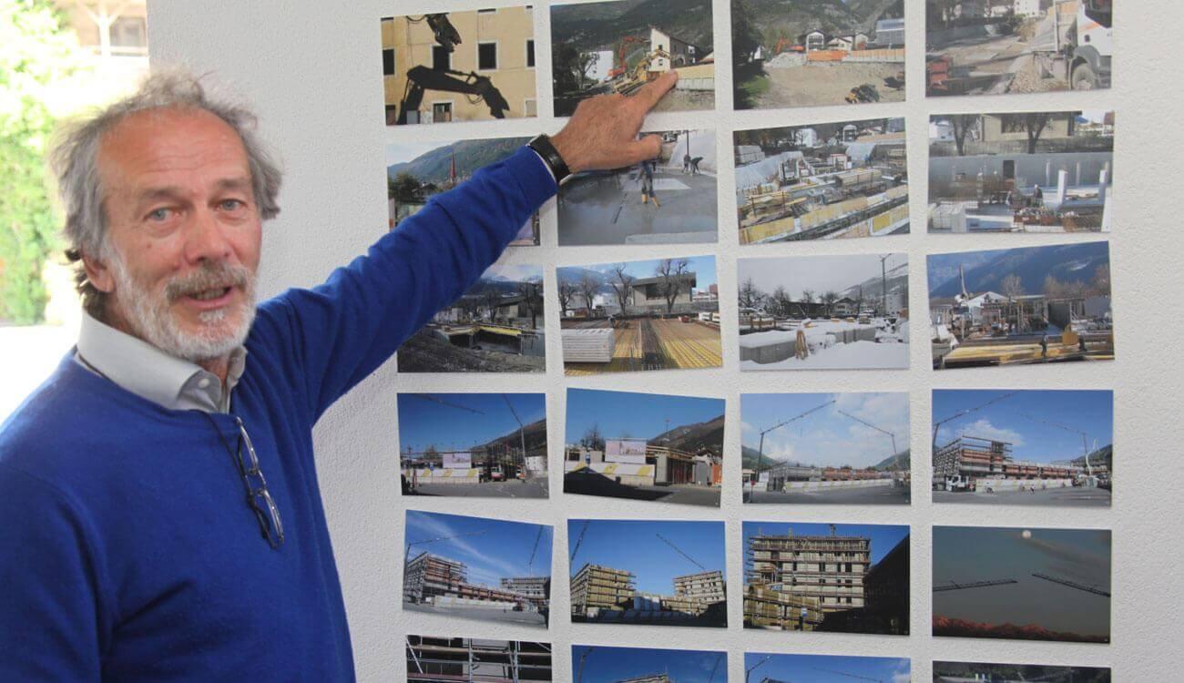 Einweihung Palabirnhaus Schlanders Gianni Bodini