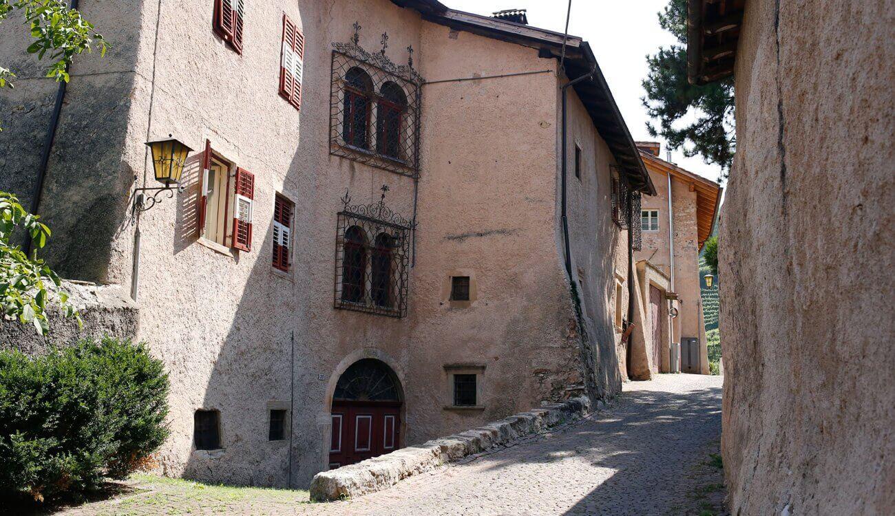 Ansitz Romani – Tramin