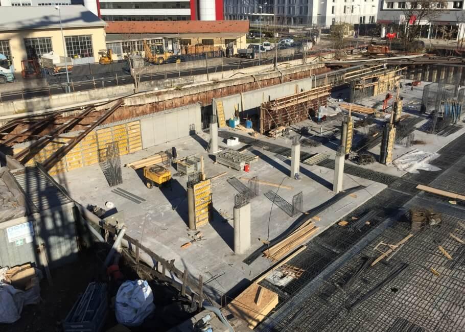 Neubauwohnungen Trient