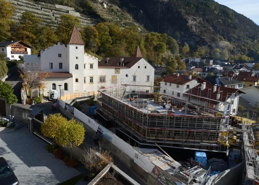 Neubau Schlanders Immobilien Vinschgau