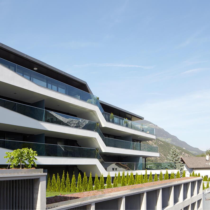 Edificio residenziale Feldweg – Silandro