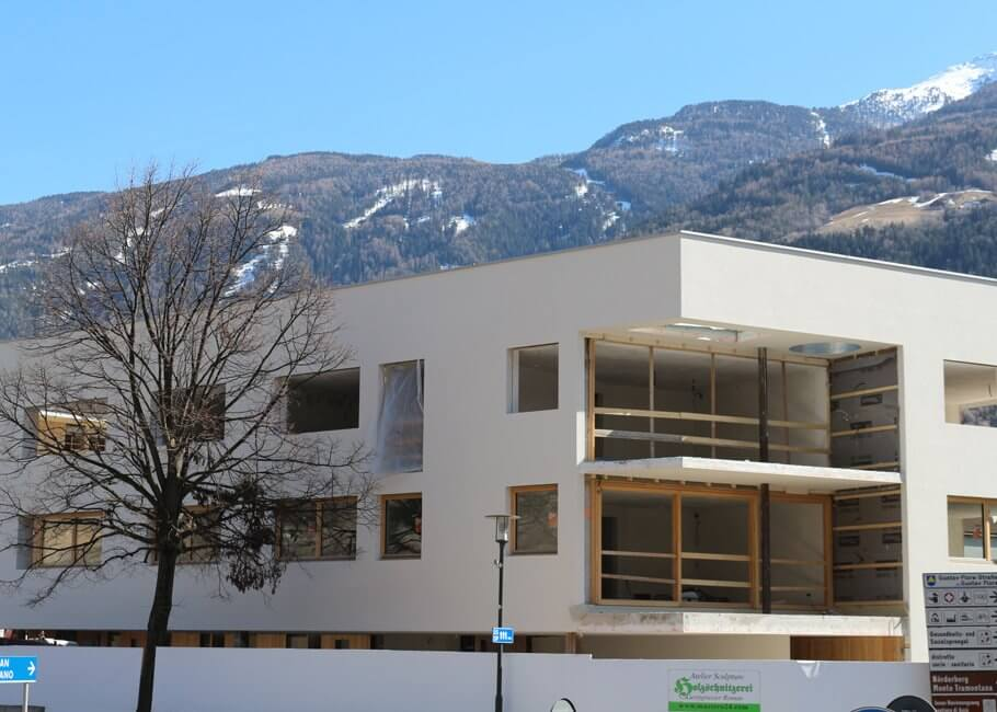 Neubauwohnungen Naturns