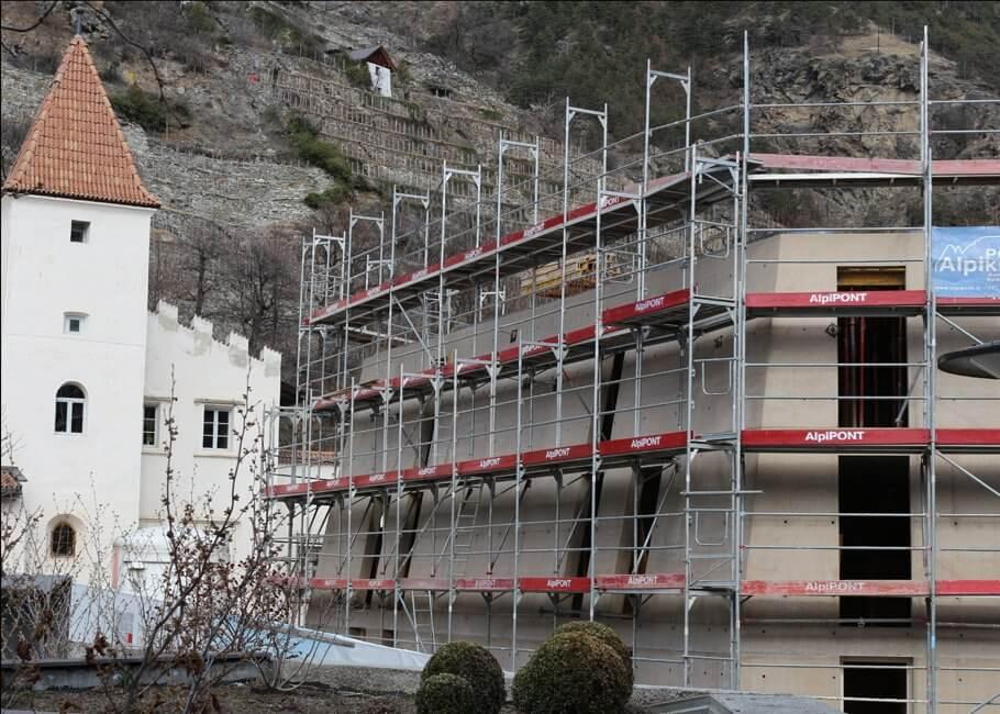 Neubauprojekt Schlanders