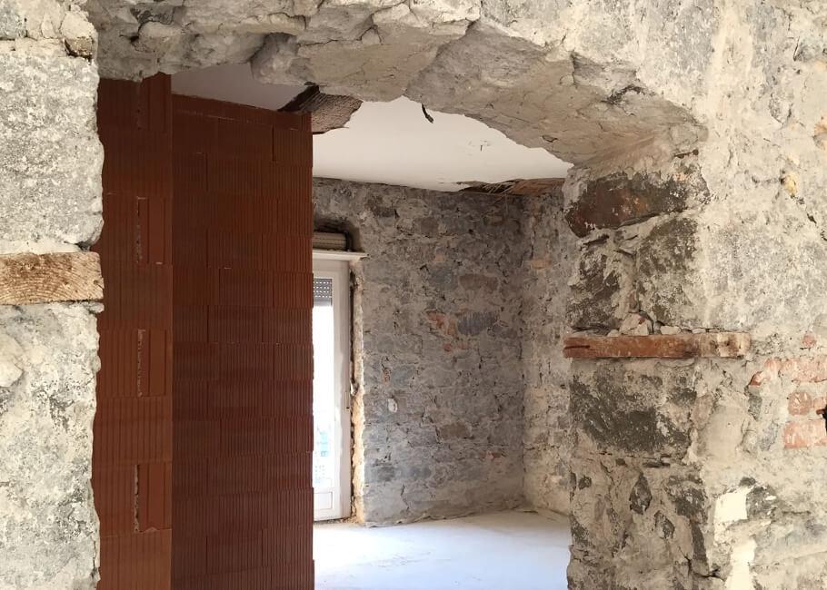 Sanierte Altbauwohnung Meran