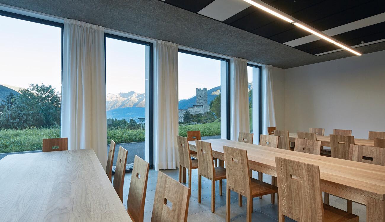 Architektur Vinschgau