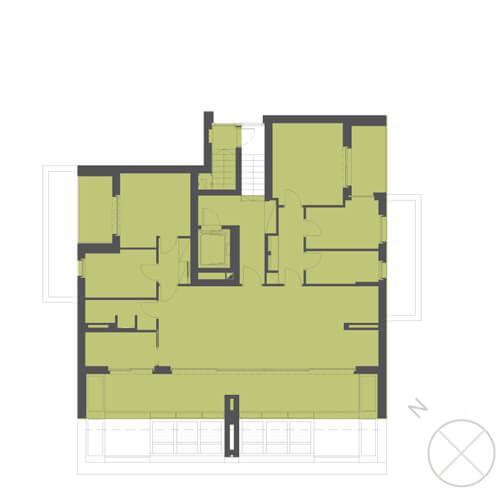 Wohnung Zentrum Bozen