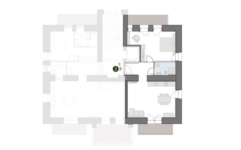 Wohnung Meran