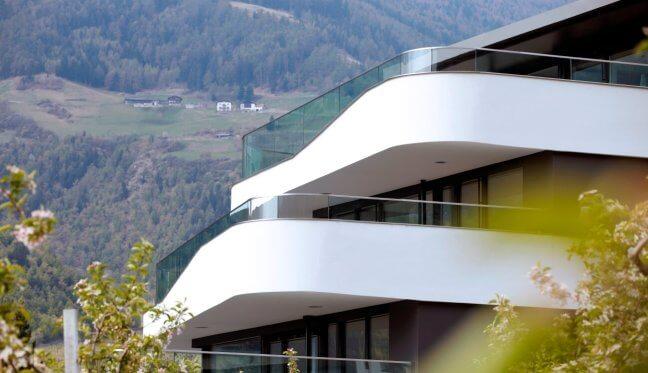 Wohnungen Schlanders Terrasse
