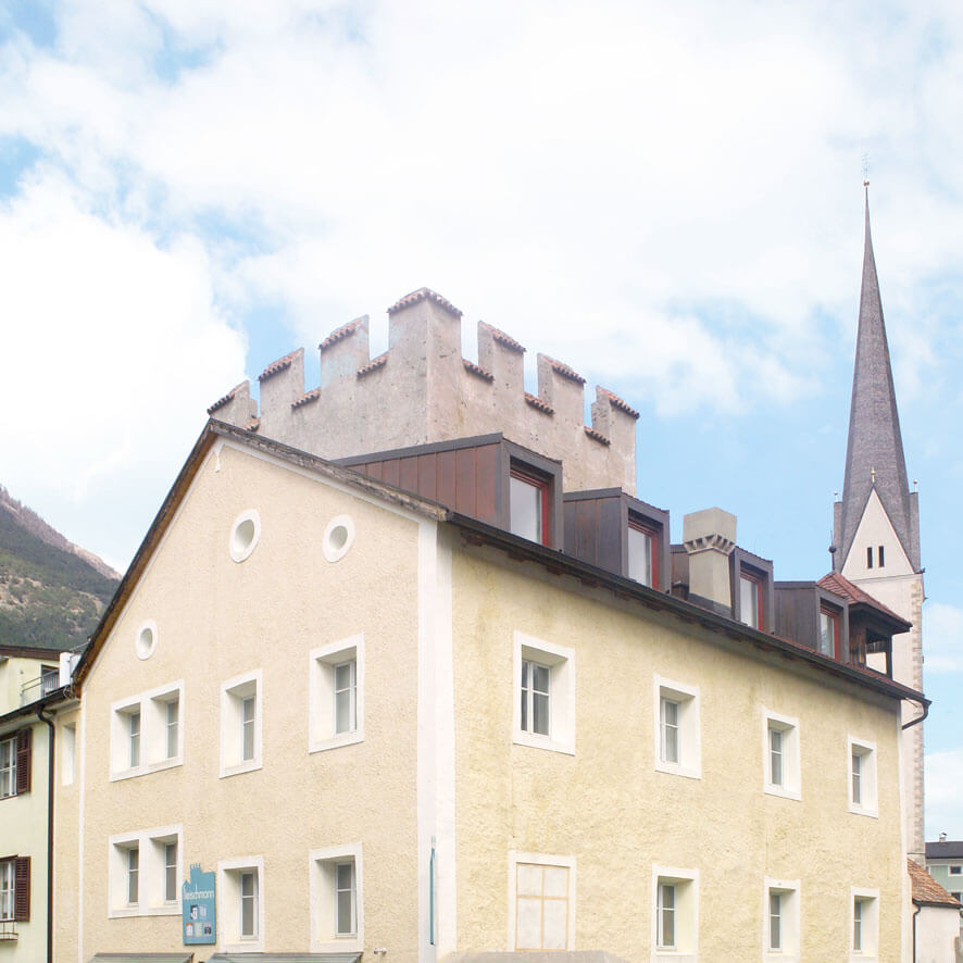 Edificio residenziale Fleischmann