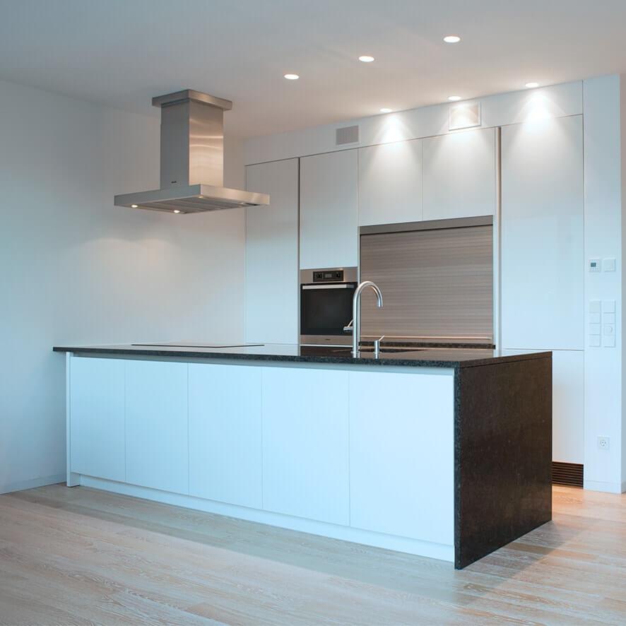 Palais 09 – Küche