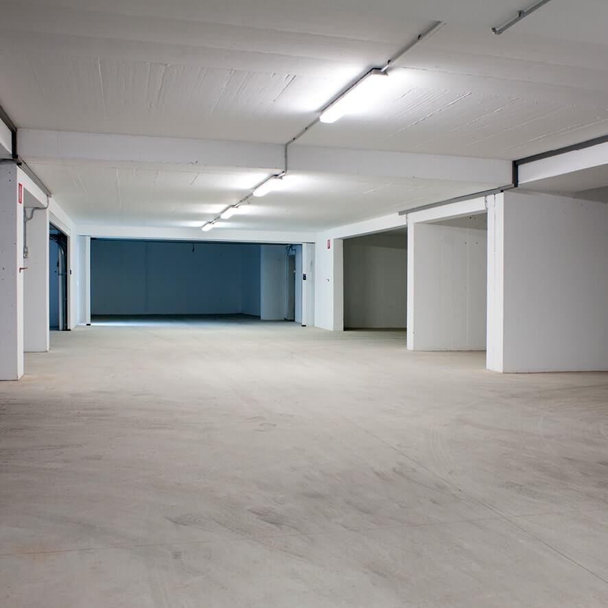 Palais 09 Garage