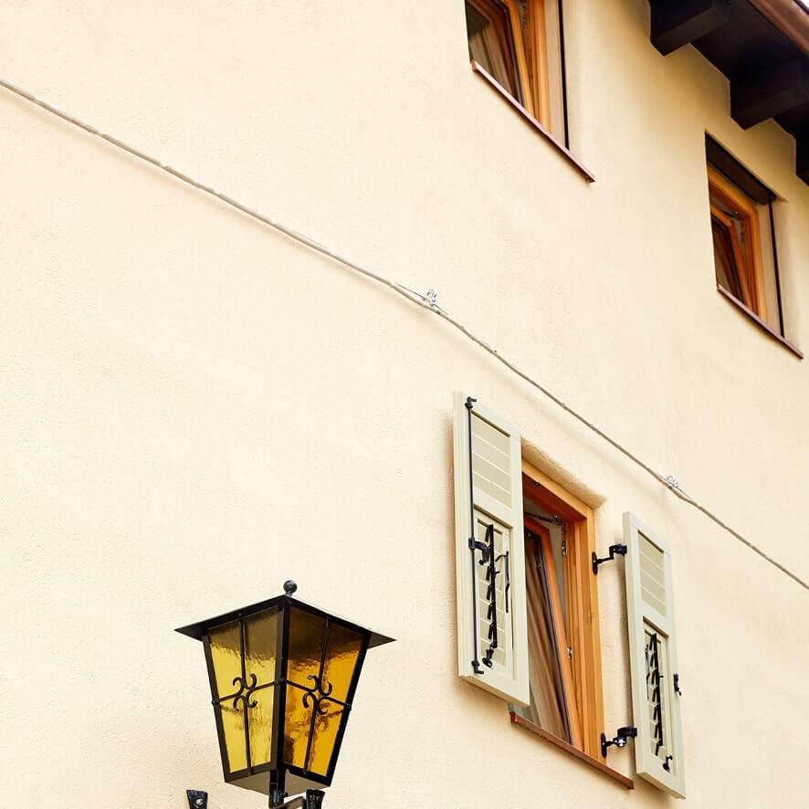 Pfanzelter – lampada dettagliata