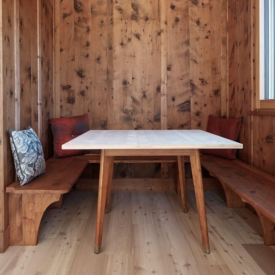 Pfanzelter – stanza di soggiorno