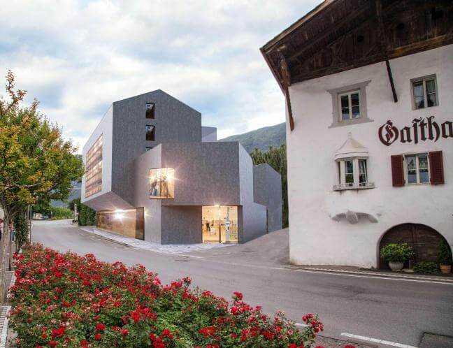 Neubau Naturns Immobilien Vinschgau