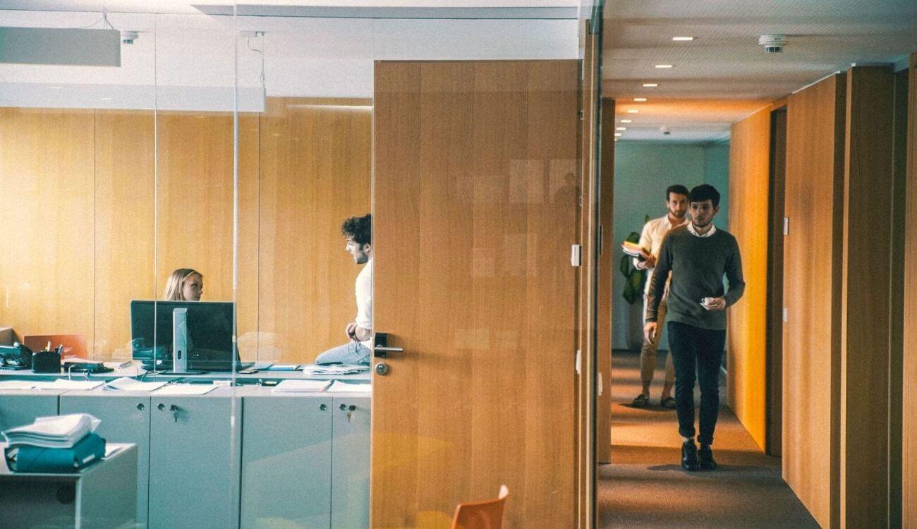 Moderne Büros Bozen zu vermieten