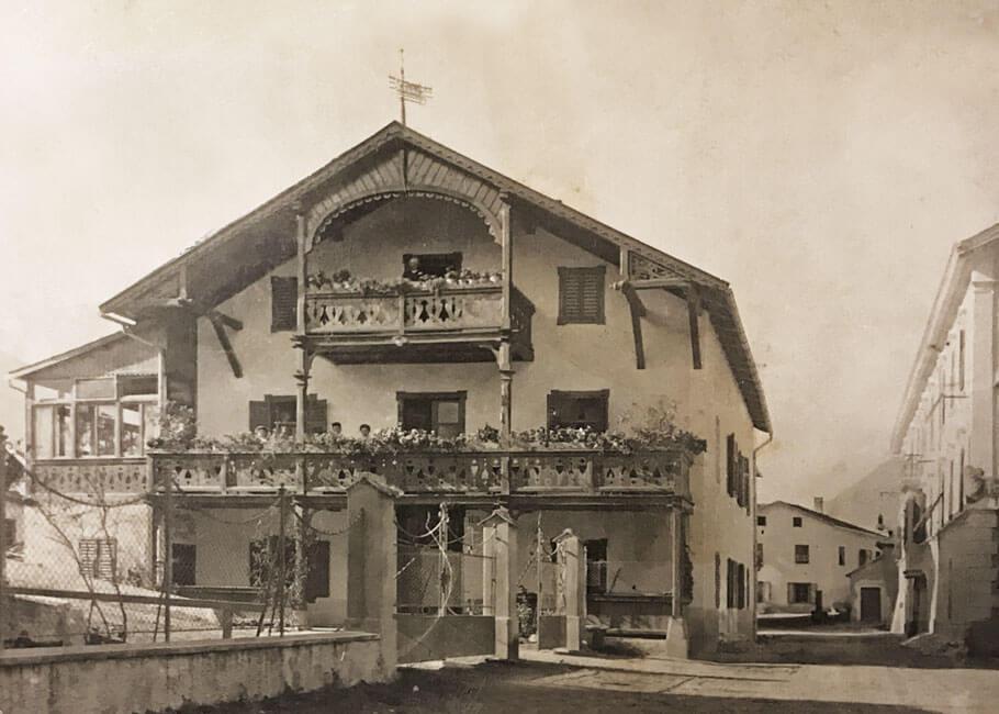 Die Geschichte vom alten Haus Baumgärtner
