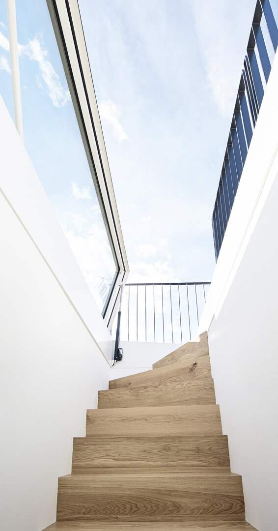 Casa Kellerbach – Stairs to haven