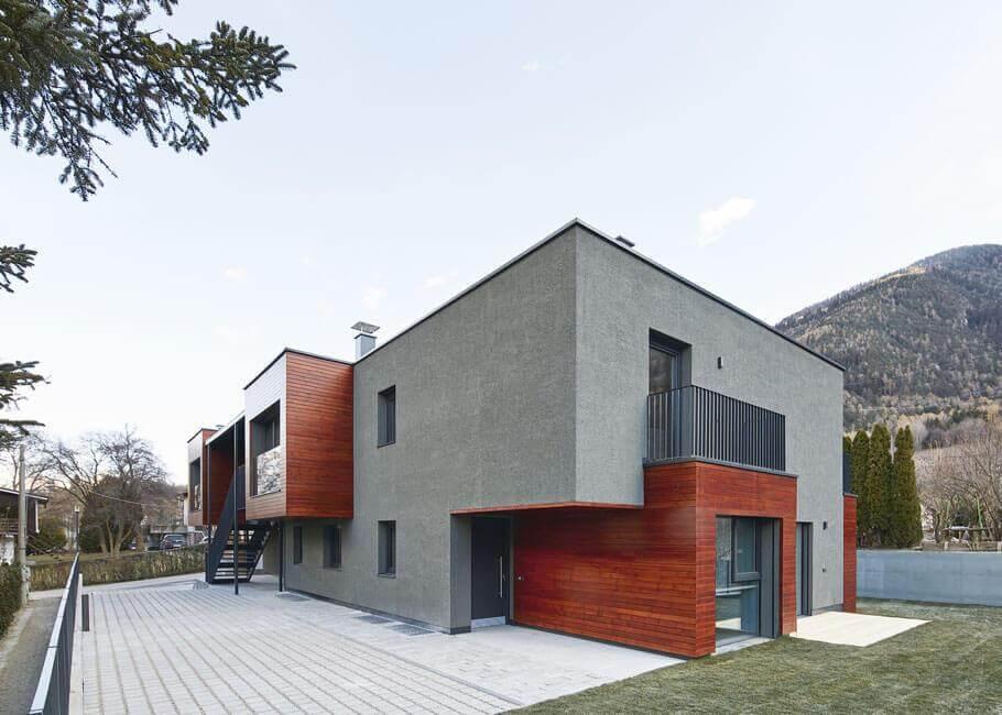 Neubau Naturns