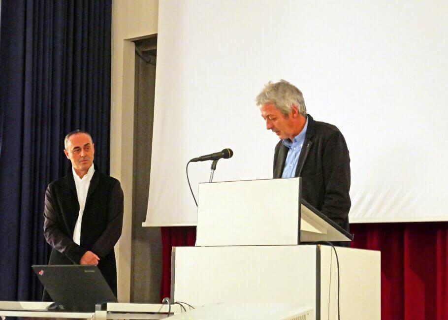 Architekt Vortrag Immobilie Meran