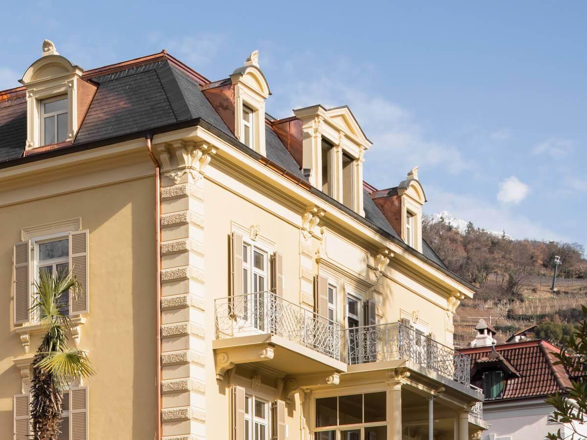 Historische Villa belsit – Meran