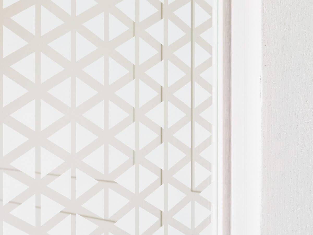 Schöne Details der sanierten Villa belsit im Zentrum von Meran