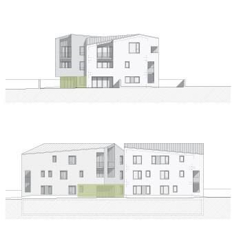 Neue Hofstelle-Wohnung Latsch