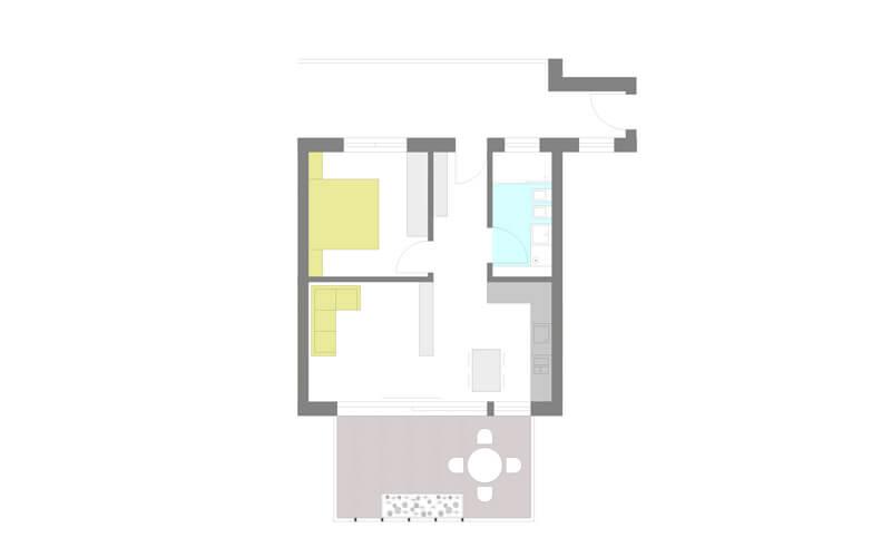Grundrisse Wohnung Schlanders
