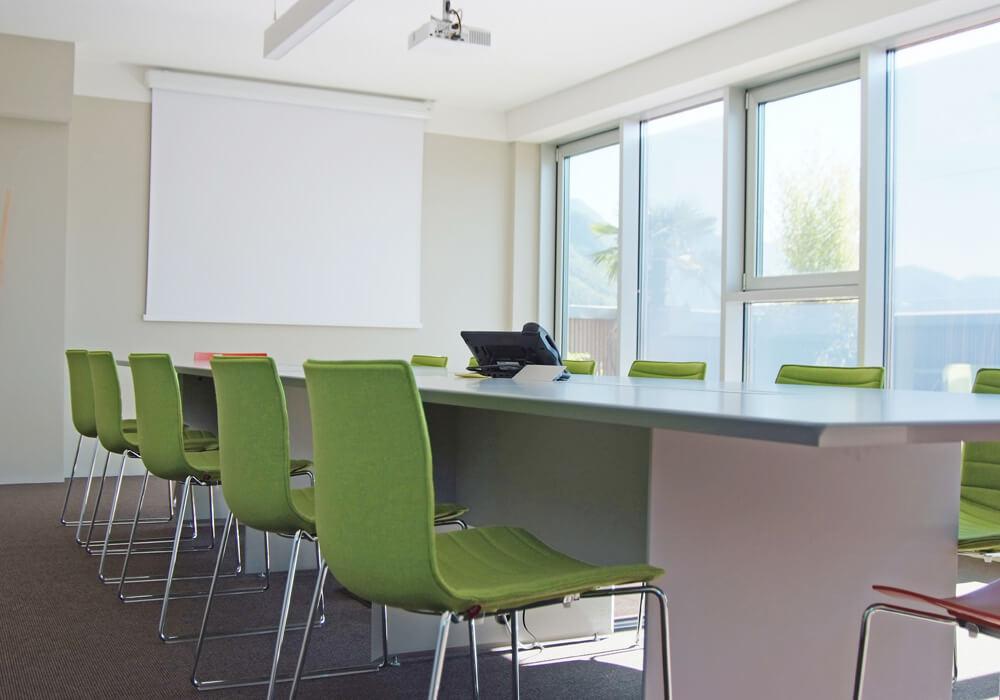 Meetingräume Enzian Office Bozen