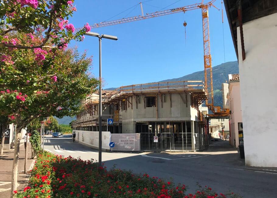 Neubau Naturns - Pohl Immobilien
