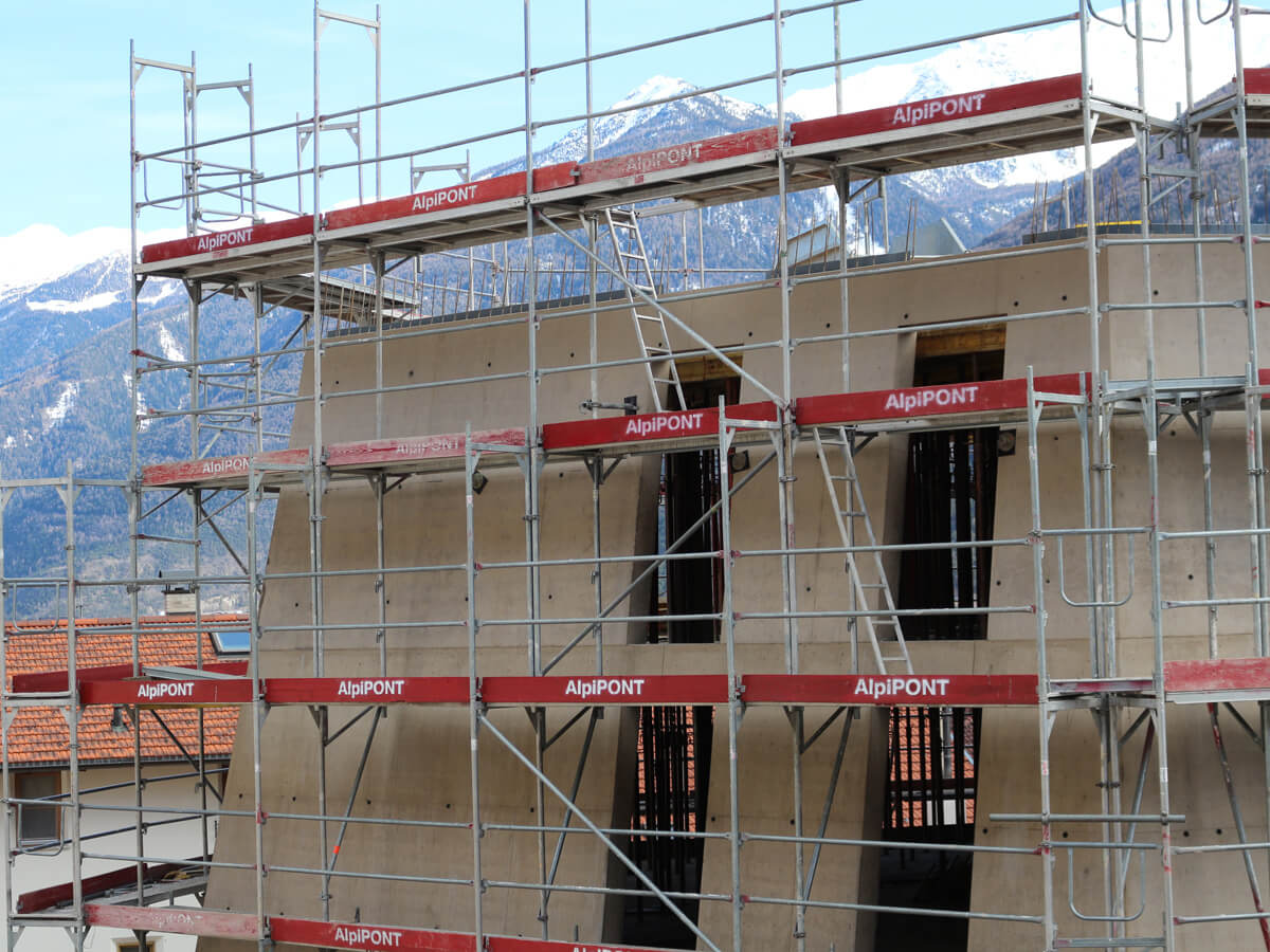 Neubauwohnungen in Schlanders