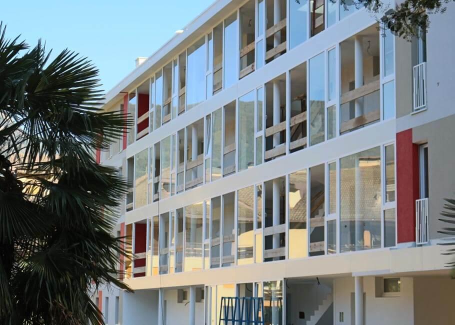 Deine Stadtwohnung in Meran - Neubau mit Bergblick