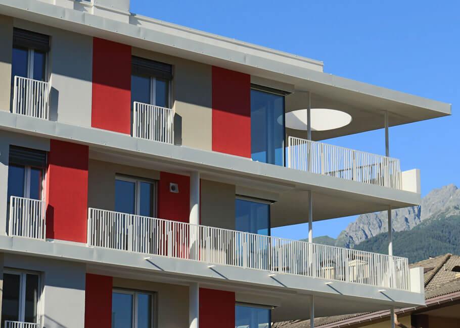 Wohnung in Meran - Neubau Cityliving.me