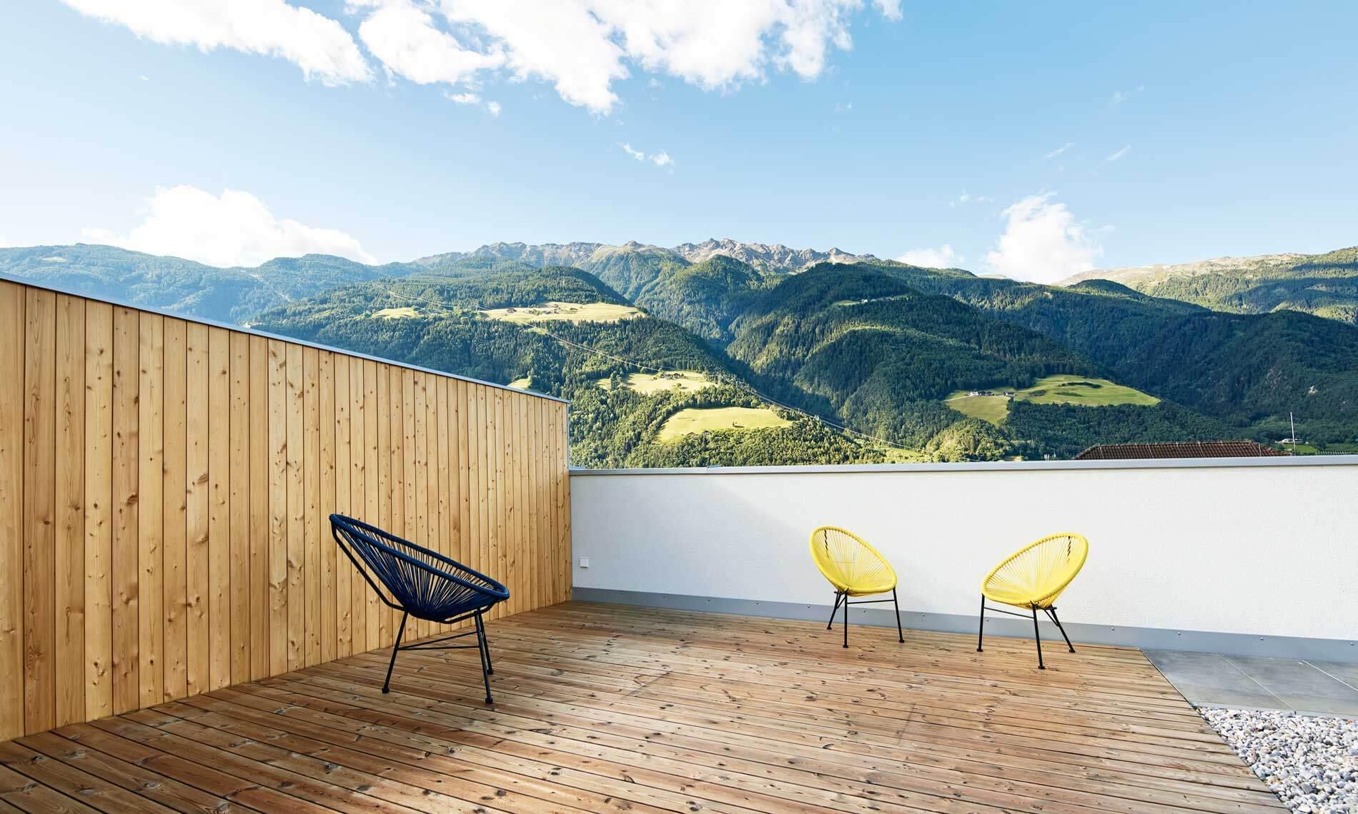 Penthousewohnung mit Dachterrasse zu verkaufen