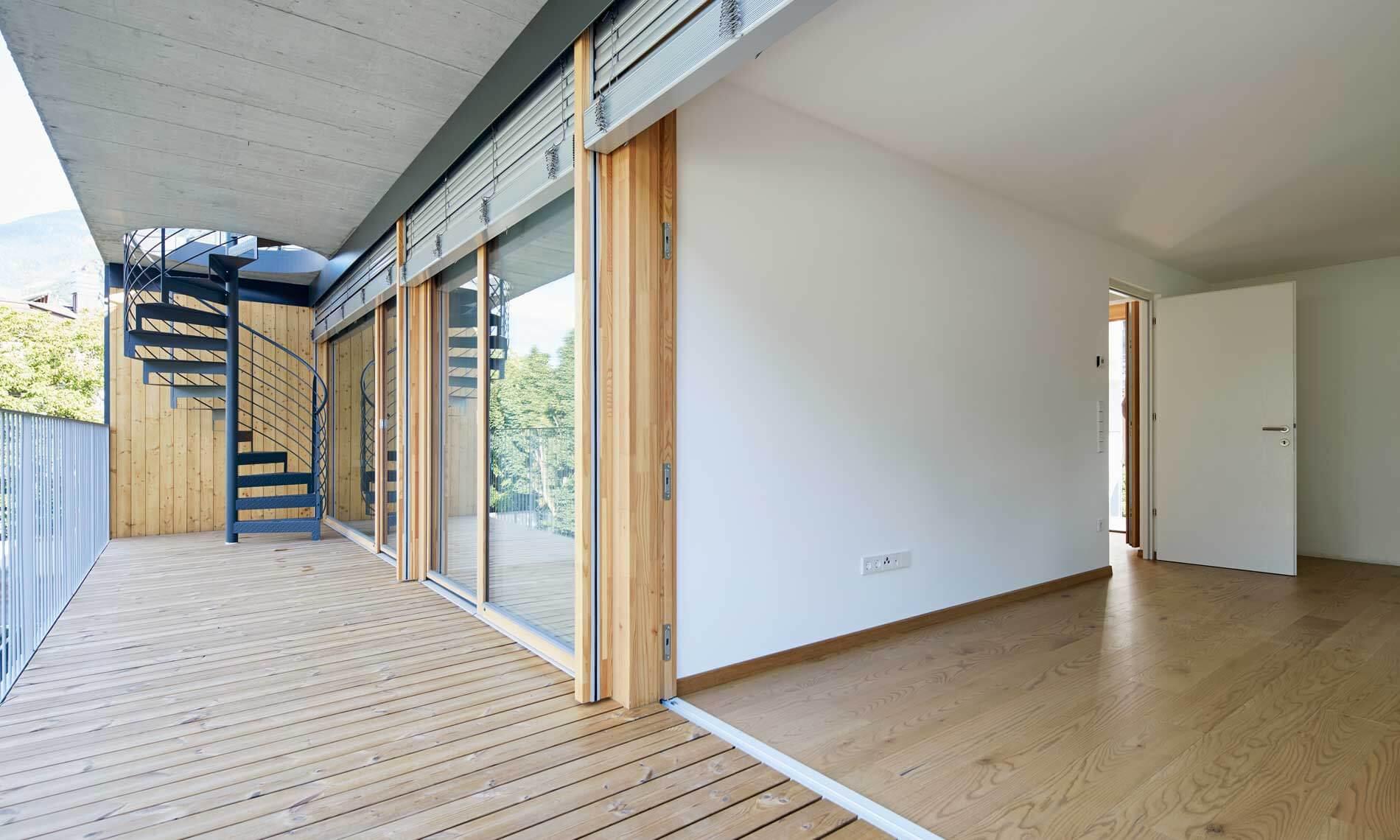 Terrassenwohnung in Naturns zu verkaufen