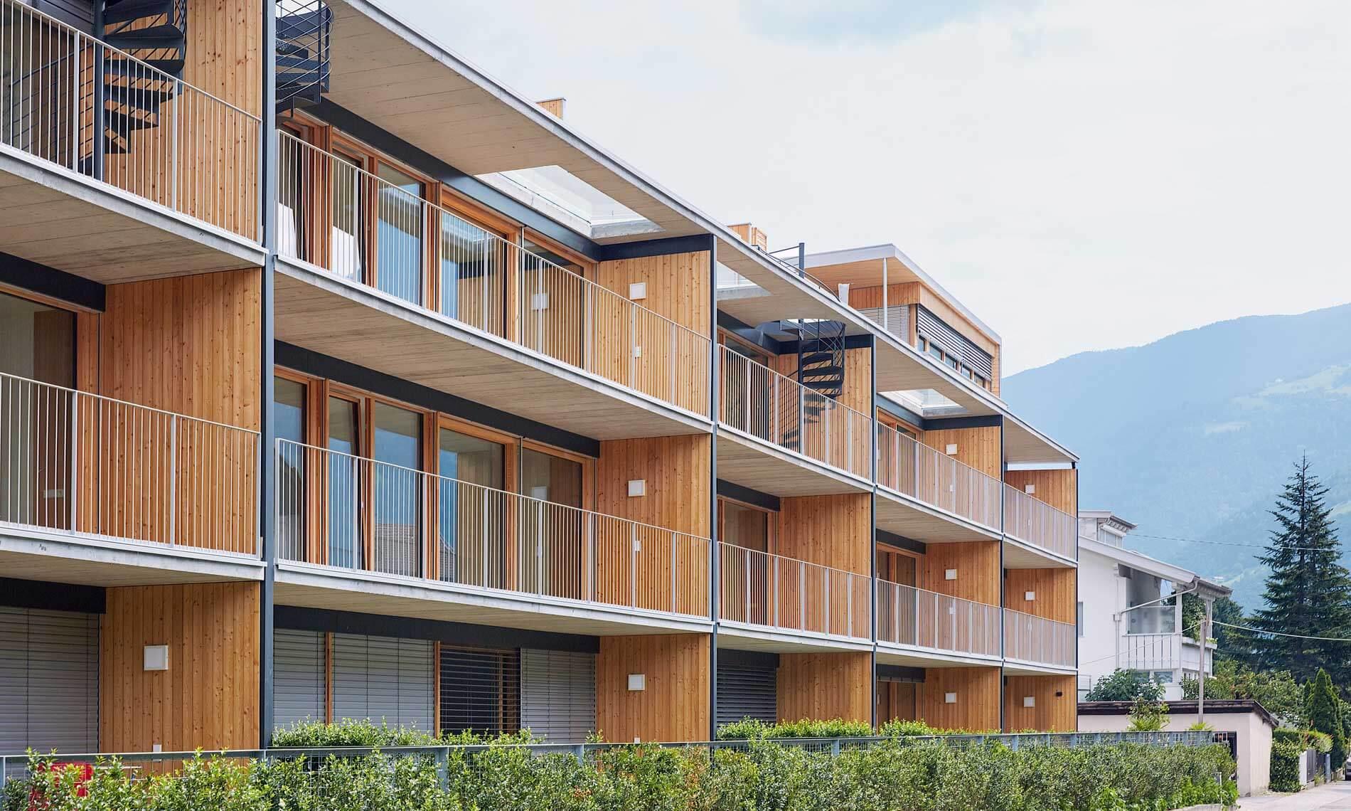 Naturns Wohnung kaufen im Neubau