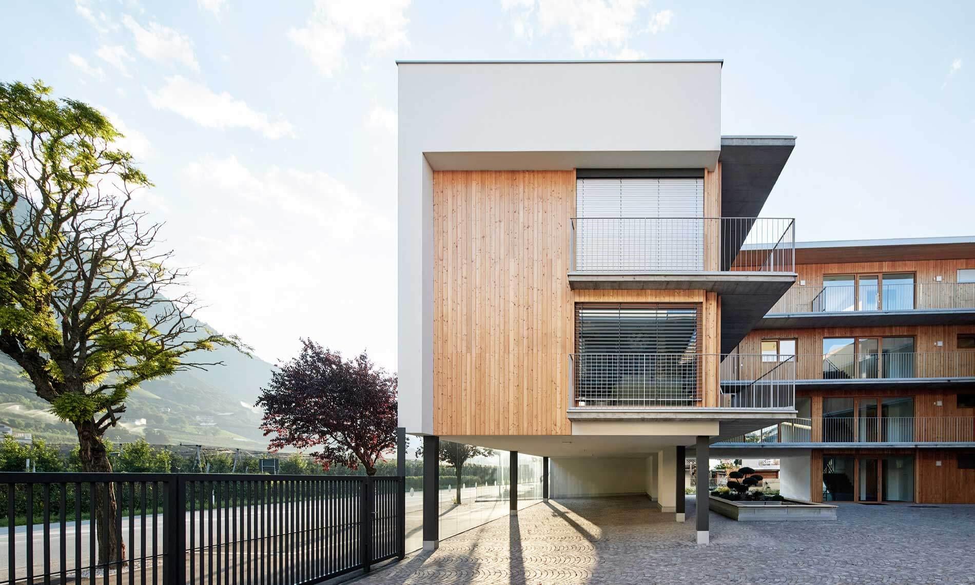 Neubau in Naturns - Wohnungen zum Verkauf