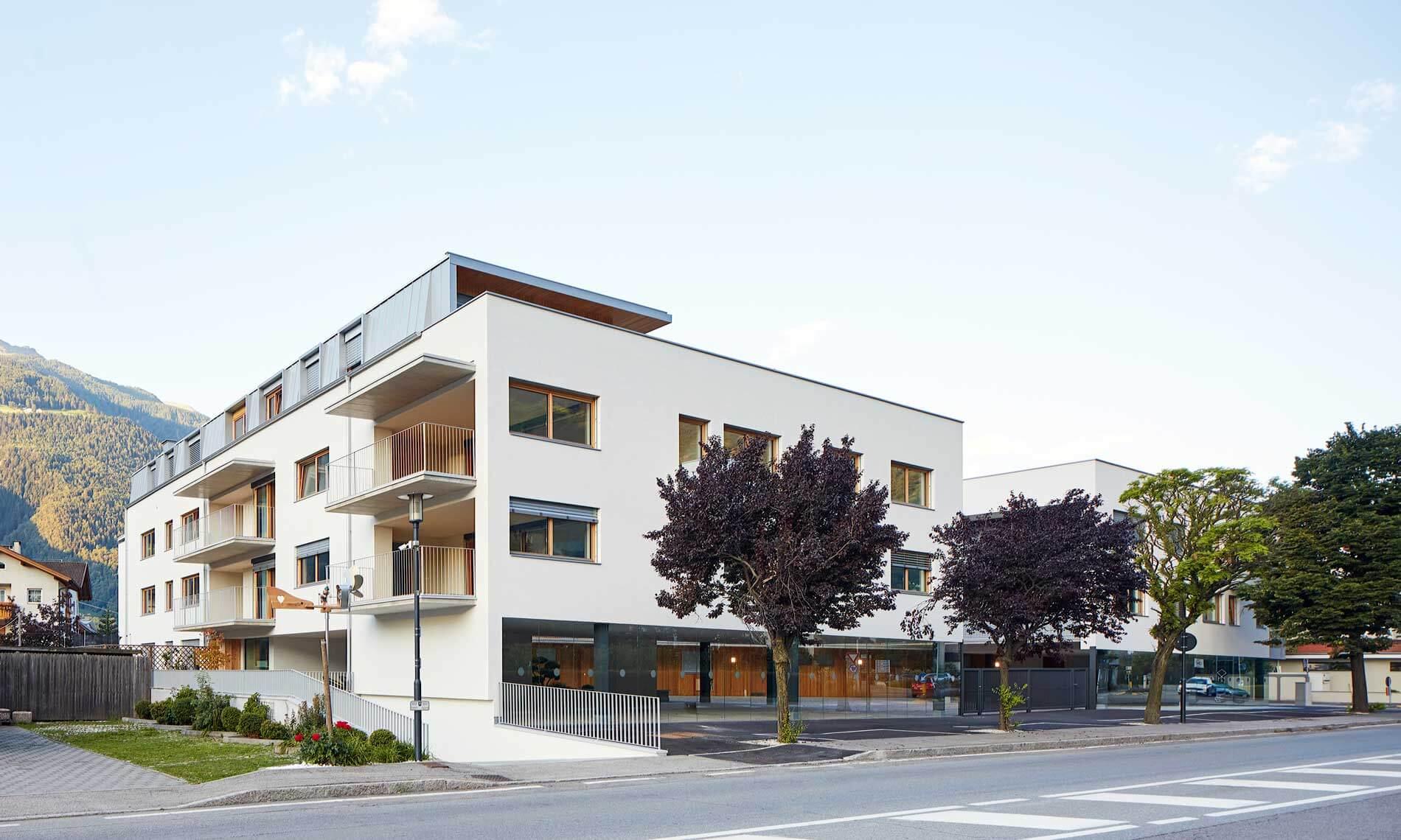 Wohnung im Neubau von Naturns zu kaufen
