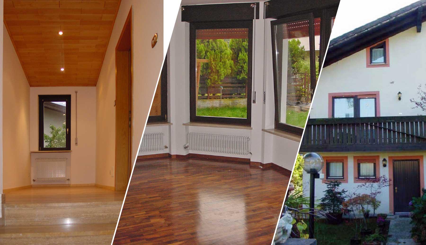 haus mit garten in meran obermais zu vermieten ideal f r. Black Bedroom Furniture Sets. Home Design Ideas