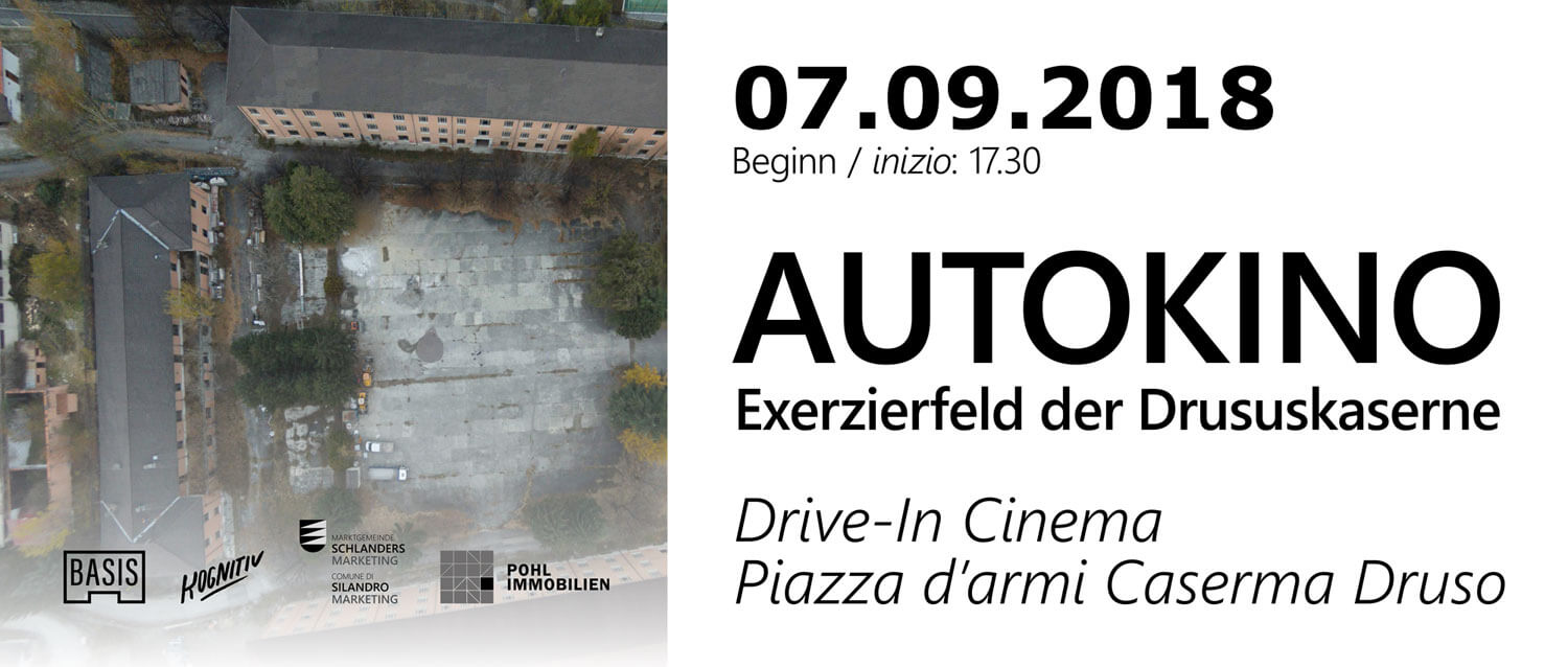Autokino - Sponsoring by Pohl Immobilien