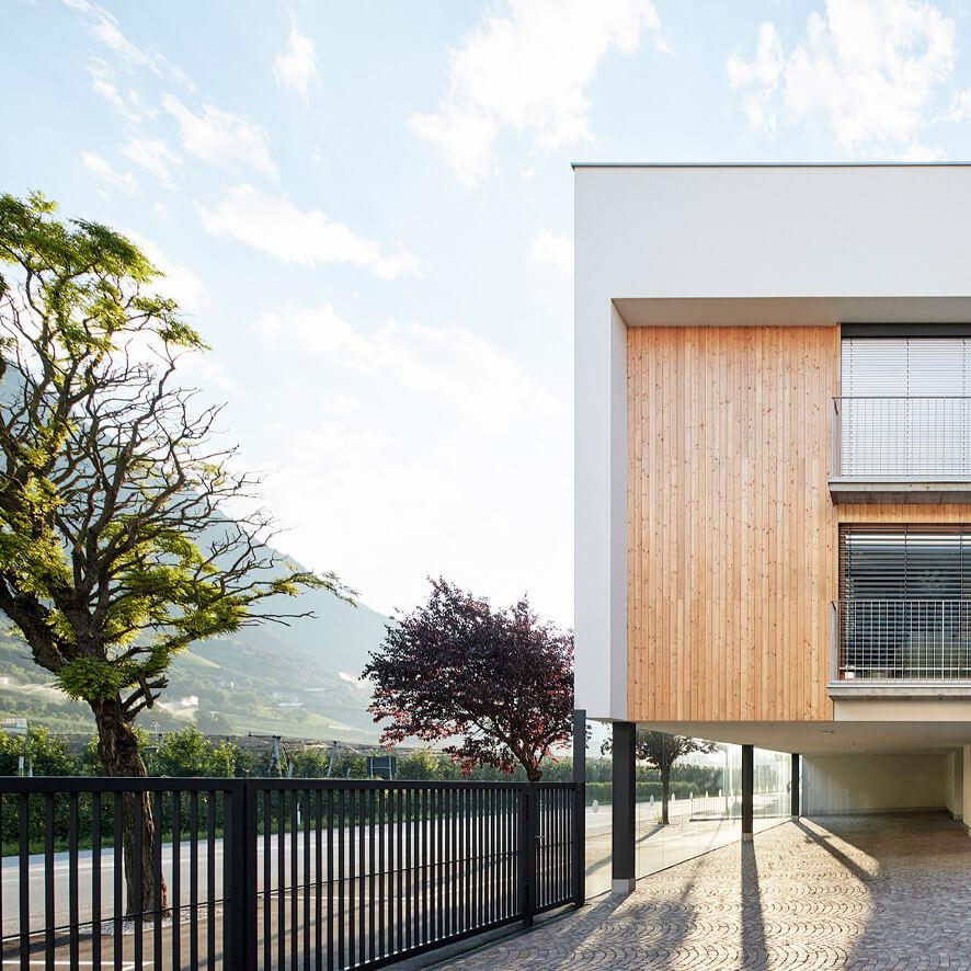 Haus Juval – Wohnungen Naturns